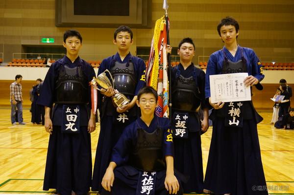 中学男子:優勝:オカノミクス
