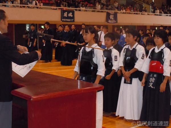 01_小学生の部_03_三郷少年剣道クラブ