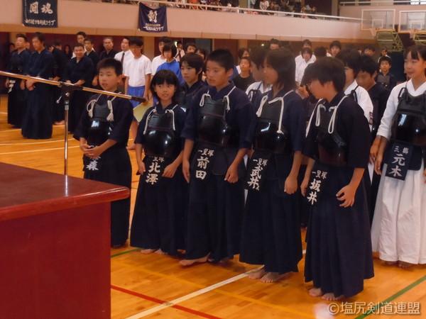 01_小学生の部_03_一里塚剣道クラブ