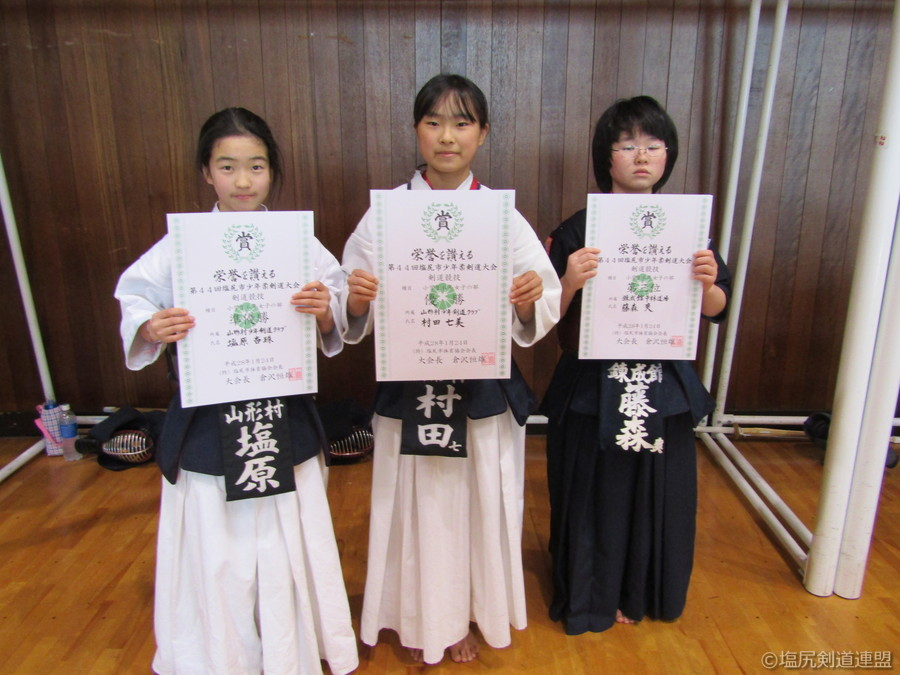 小学生6年女子