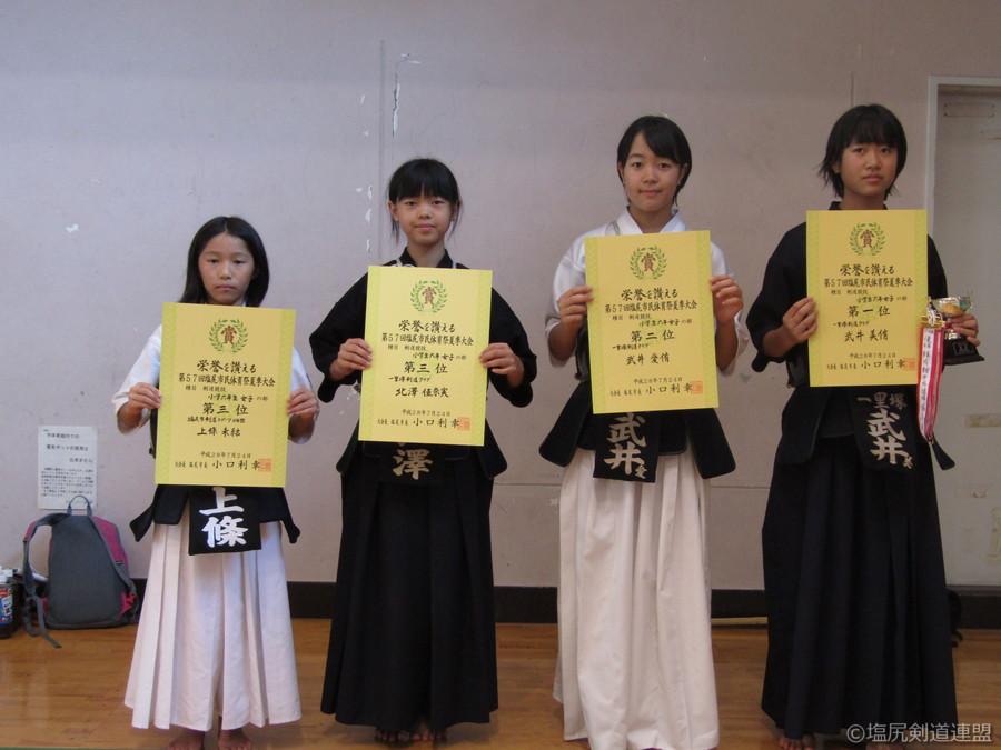 入賞_小学生6年生女子