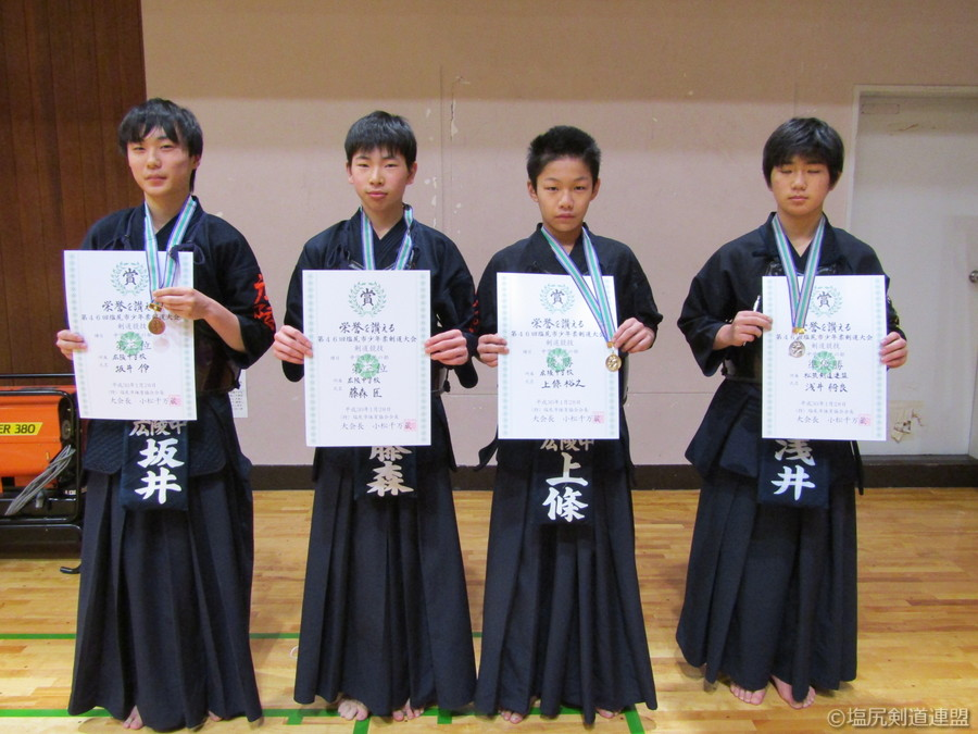 中学生_男子
