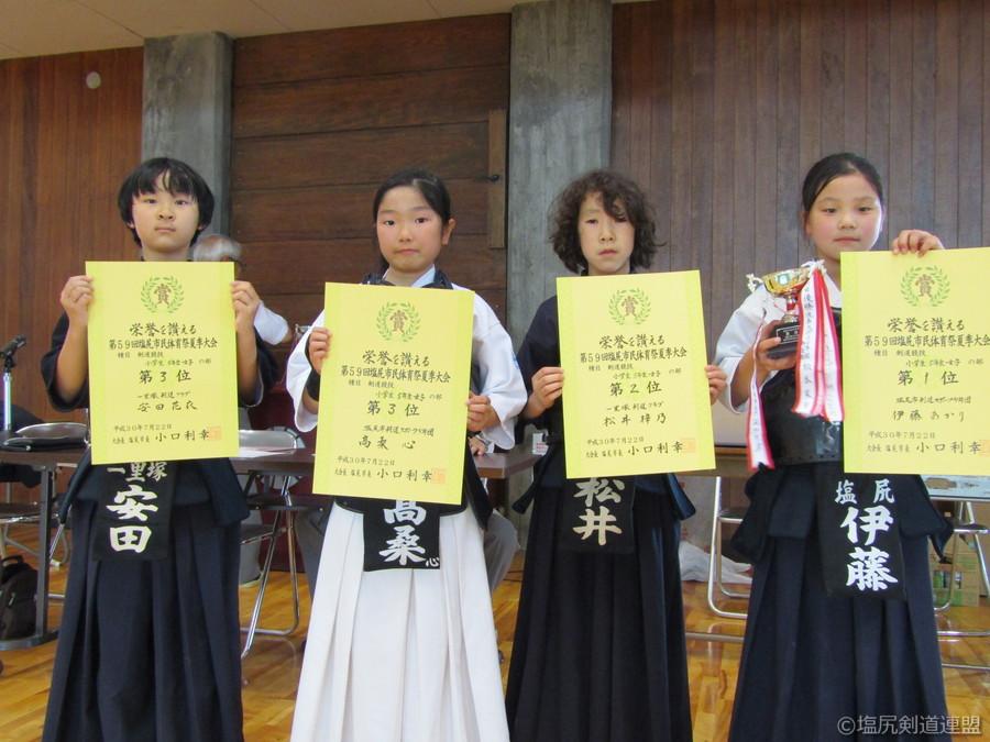 小学生5年生女子