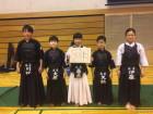 第62回松本市市民体育大会 春季剣道大会のご報告