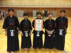 平成29年度長野県中学校新人大会中信地区大会剣道競技の部のご報告